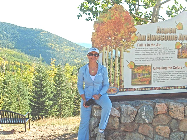 Aspen Vista Trail, Santa Fe, NM Hypnosis Training Recreation
