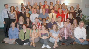 Hypnosis Training Fall 2008 Class