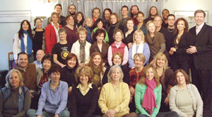 Hypnosis Training Spring 2010 Class