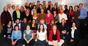 Hypnotherapy Training Fall 2009 Class