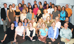Summer 2008 Hypnotherapy Training Class