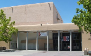 Popejoy Hall at UNM
