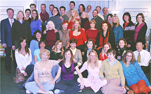 Winter 2008 Hypnotherapy Training Class
